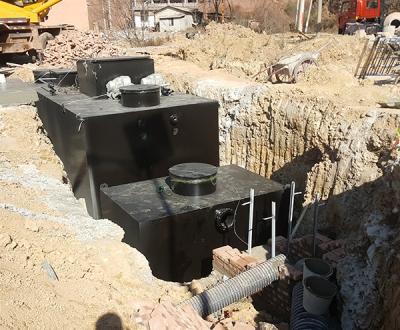 团结彝族乡河东村场铺(过佳喜)易地扶贫搬迁安置点建设项目污水处理及配套管网工程