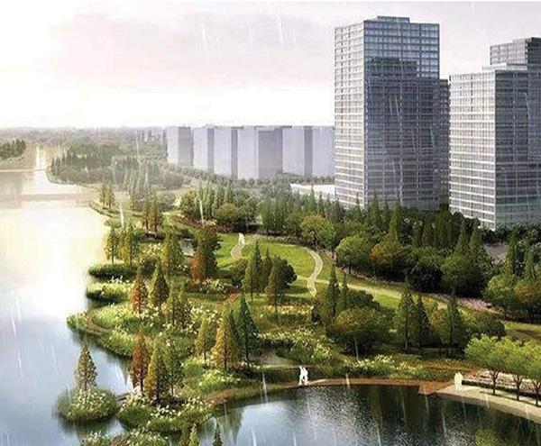 迪庆海绵城市建设