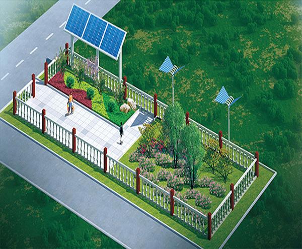 太阳能MBR一体化污水处理设备